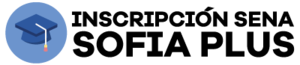 Inscripción Sena Sofia Plus